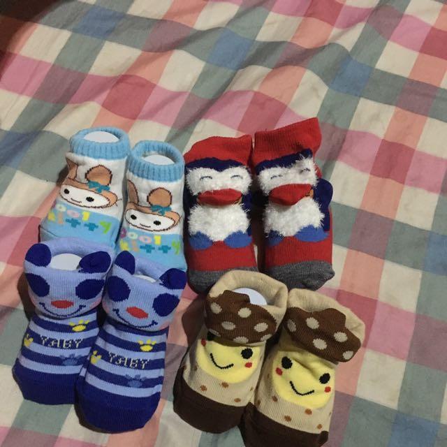 0-1歲襪子