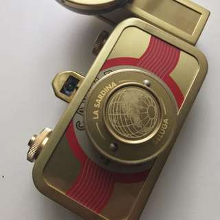 🚚 La sardina罐頭底片相機