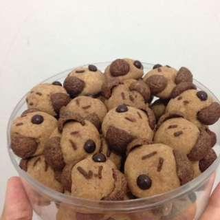 Doggy Milo Cookies