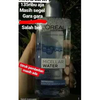 LOREAL MICELLAR WATER 250ml