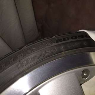 BMW 19 Inch Runflat Tires With Wide Rims