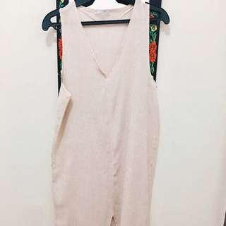 PullandBear Pink Dress