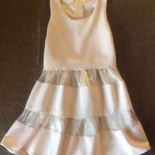 Champagne Cocktail Dress