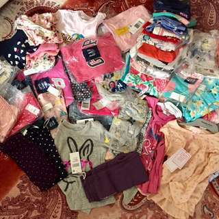 Kids Clothes To Let Go
