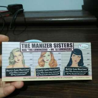 The Balm The Manizter Sisters