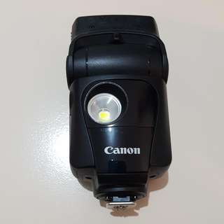 EUC Canon Speedlite 320EX