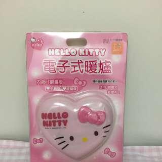 Hello Kitty 電子暖爐