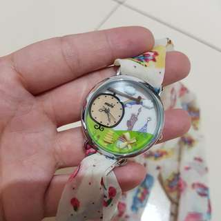 EUC Mini 3D Clay Watch