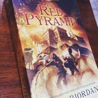 Red Pyramid By Rick Riordan