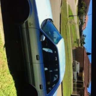 1989 Ford Telstar Ghia Auto