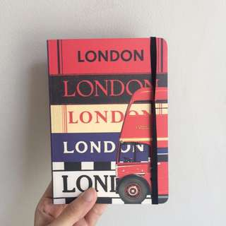 London Journal Book
