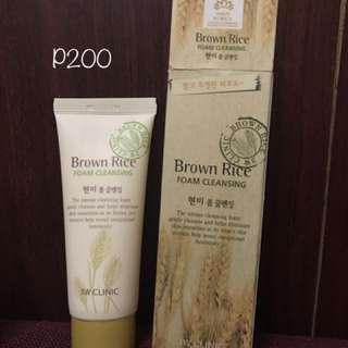 Brown Rice Facial Wash