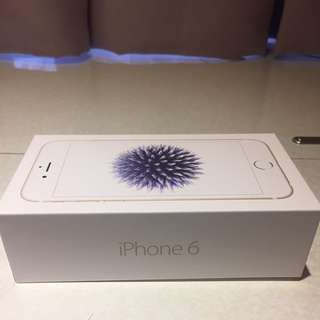 Iphone6全新32G金(已經最低價,請不要砍價)