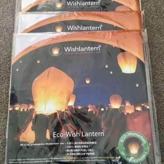 Eco Wish Lantern