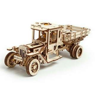 (Instock) Ugears Truck UGM 11 - Product of Ukraine