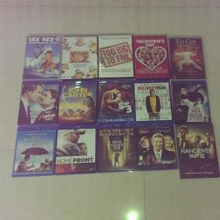 Movies Many Titles