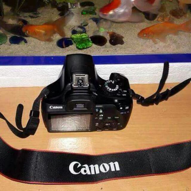 1100D Canon