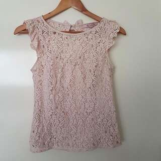 Review Lace Top 10 (Fits 8)