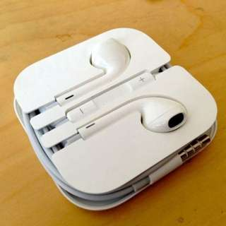 Earphone Iphone 5 1000% ori