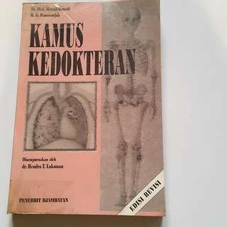 Kamus Kedokteran Hendra T. Laksman