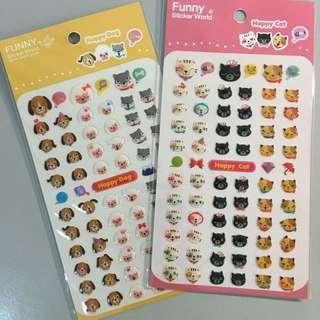 Stickers [5]