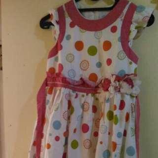 Dress Anak Merk Donita