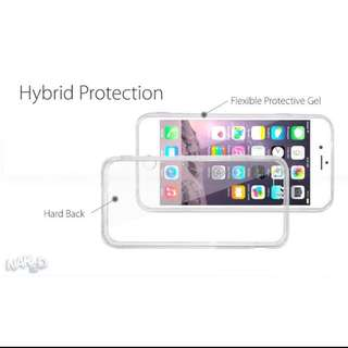 Clear Hybrid Case for iPhone 7 Plus