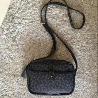 Auth Why Sling Bag.. Almost New.. Small..