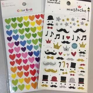 Stickers [8]
