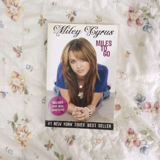 Miley Cyrus : Miles To Go