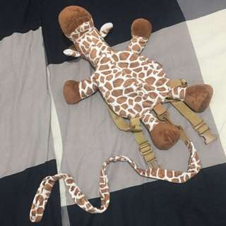 Jeep Giraffe Safety Harness / Toddler Safety / Stay Connected/
