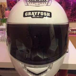 Grayfosh Helmet (white)