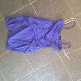 Bardot Purple Dress