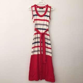 Sabatini Striped Dress / Small