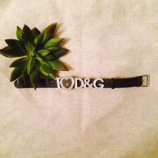 Dolce And Gabbana Watch