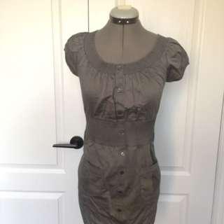 Grey Size Small Dress