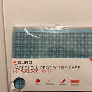 Hardshell Protective Case MacBook Pro 15'