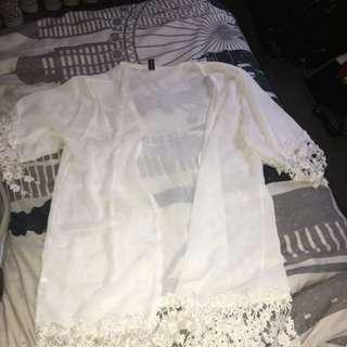 beach blouse
