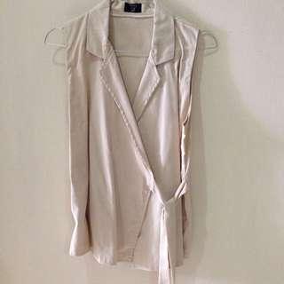 Morningsol Broken White Vest