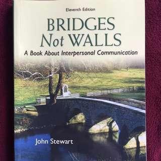 Bridges Not Walls (11th Edition)