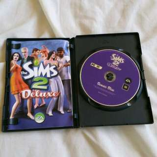 Deluxe SIMS 2 PC