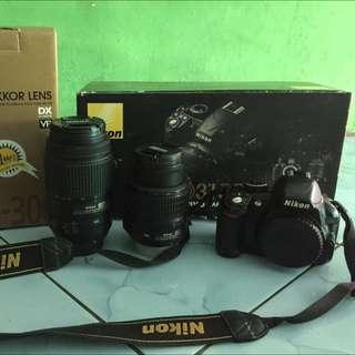 NIKON D3100 Full Set