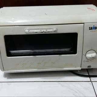 SAMPO烤箱 KZB-025T