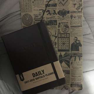 Typo Daily Planner