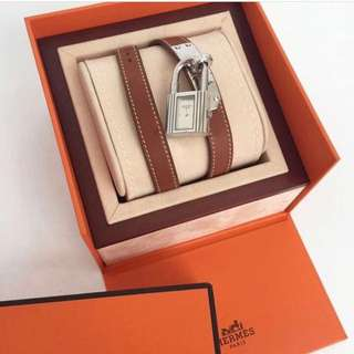 Hermes Kelly Watch Double Tour Original
