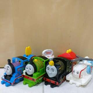 Thomas And Friends McDonald's Limited Edition