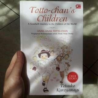 novel totochan's children