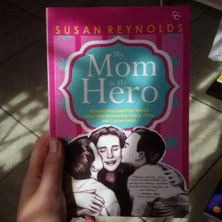 novel my mom my hero