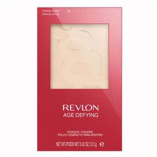 Revlon Age Defying Pressed Powder 30 Translucent
