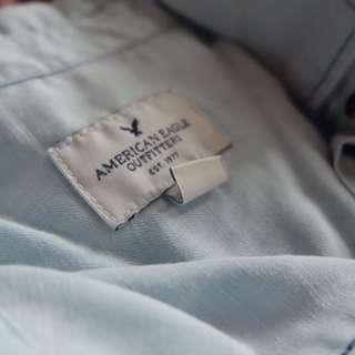 Kemeja Jeans American Eagle